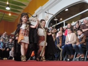 Desfile de Moda dentro dos actos do Arde Lucus / Concello de Lugo