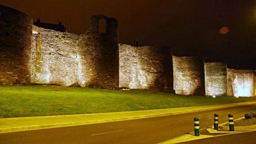 Pódese conservar o patrimonio con iluminación pública?