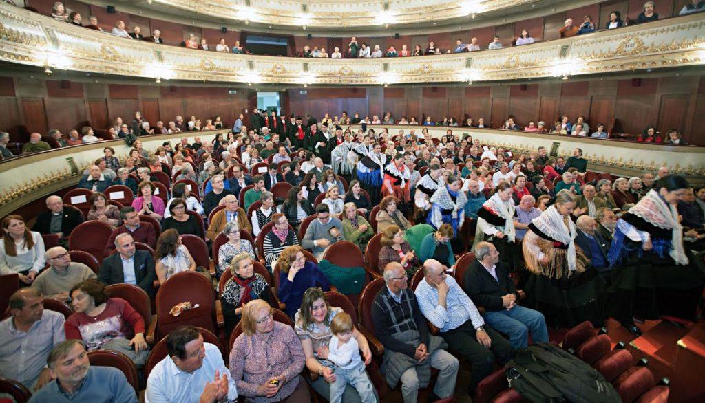 Celebración do centenario da fundación das Irmandades da Fala na Coruña / Xosé Castro