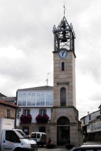 A Torre do Reloxo de Trives / Galipedia