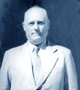 Alonso Ríos, representante dos galegos na emigración