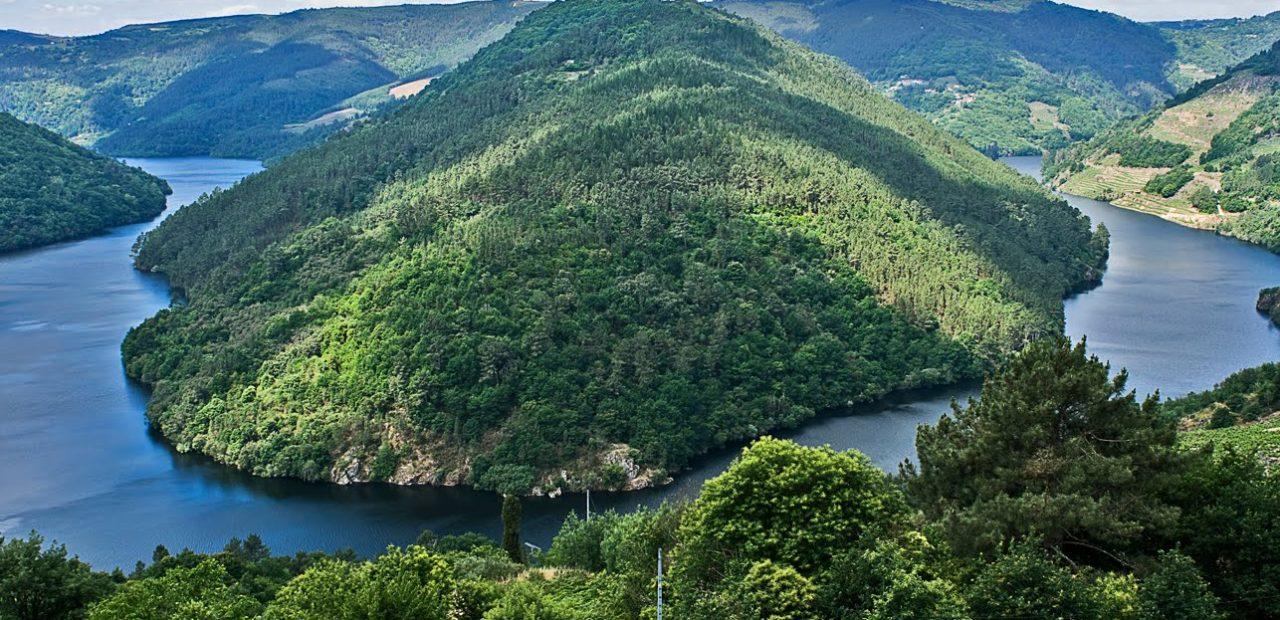 Ribeira Sacra Paisaxe de Galicia / galiciaunica.es