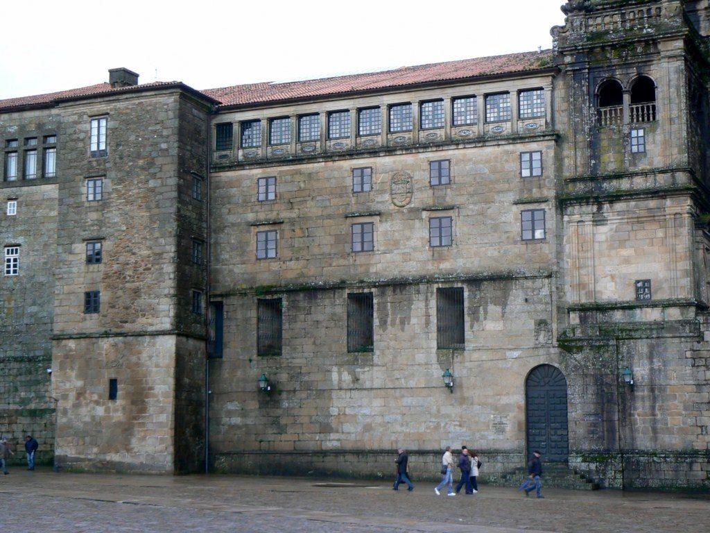 Pazo de Xelmirez, anexo á Catedral de Santiago / galicia.info