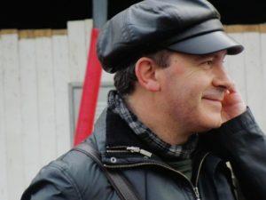 Heladio Anxo Fernández Manso, vogal da directiva da Asociación Cultural Monterrei Cultura e Territorio