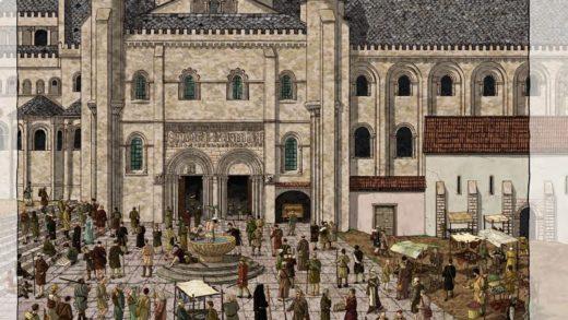 Compostela conta xa coa primeira guía ilustrada para visitar as súas igrexas, mosteiros, conventos e capelas