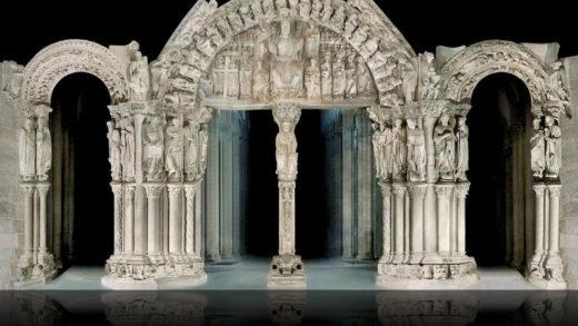 A inauguración das obras do Portico da Gloria faise inminente