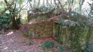 Ruínas da aldea de Cortegada / Elixio Vieites