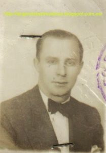José Domínguez González, tenente de alcalde republicano de Salvaterra de Miño, asasinado en 1936