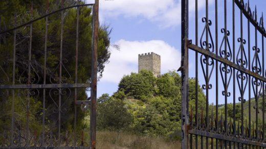Quen ten a responsabilidade de poñer en valor o abandonado Castelo de Doiras?