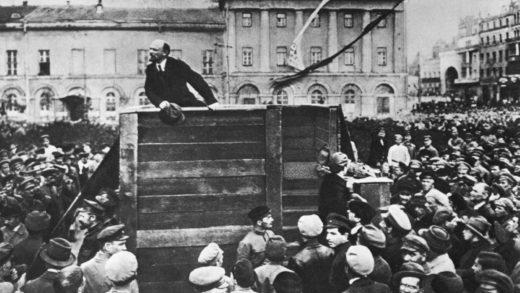 Galicia revive a Revolución Soviética de 1917