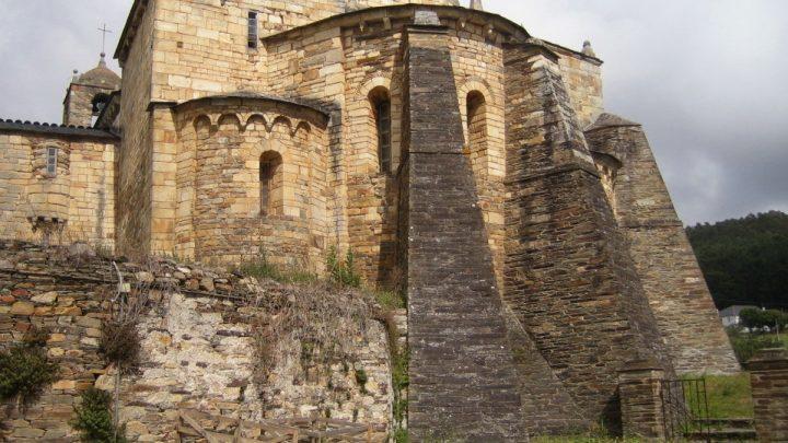 Igrexa de San Martiño de Mondoñedo, a máis antiga de Galicia e de España / Galipedia