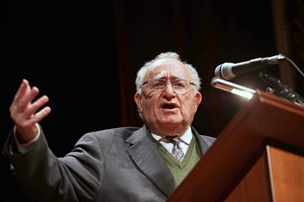 Xesús Alonso Montero, presidente da RAG