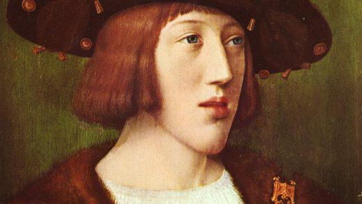 Cando Carlos V reuniu as Cortes en Galicia e se iniciou a revolta comuneira de Castilla