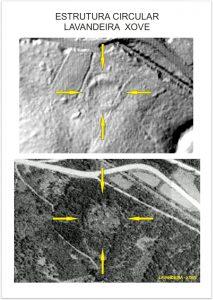 Henge atopado en Lavandeira, Xove / Mariña Patrimonio