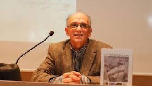 O arqueólogo e historiador Ramón Patiño recoñecido como Vigués Distinguido de 2017