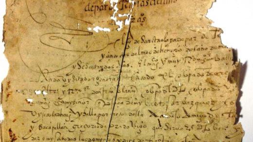 A Diocese de Compostela desclasifica máis de 600 documentos do XVI ao XVIII