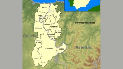 160.000 hectáreas de Galicia e Asturias serán protexidas dentro da Reserva da Biosfera Río Eo, Oscos e Terras de Burón