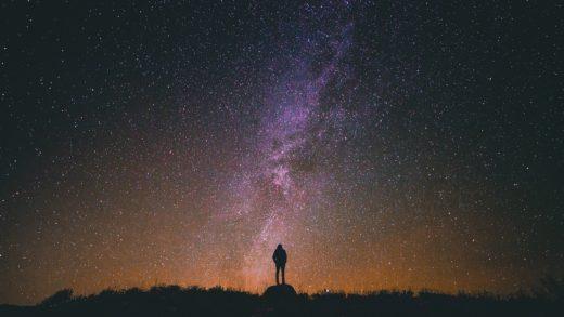 Como se ve o cosmos desde Galicia?