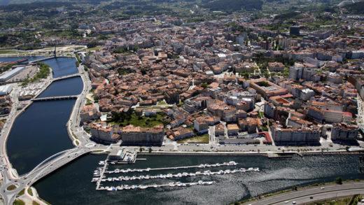 Novo premio ao Concello de Pontevedra pola recuperación do seu centro histórico