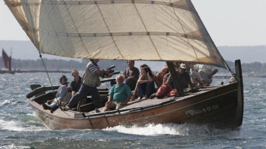 Embarcacións de orixe viquinga volven remontar o Ulla para tomar Padron