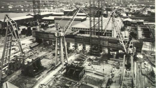 Queres coñecer a historia naval de Ferrol dos últimos 60 anos en vídeo?