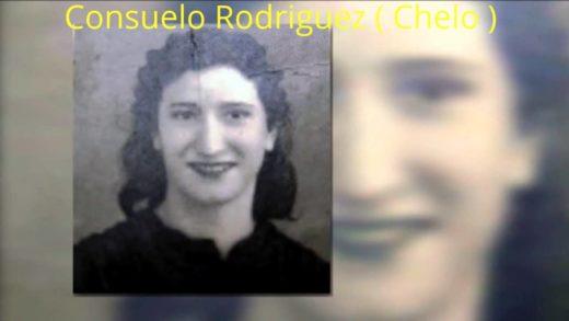 Lembrando a outra das heroínas galegas, Chelo, a guerrilleira á que lle mataron toda a familia