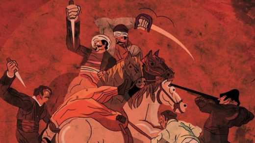 Como reinterpretar as grandes obras de arte dos museos a través dos cómics