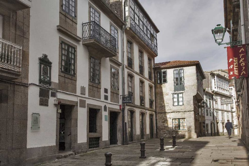 Casa da Troia / museos.xunta.es