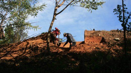 A revista Nature publica por primeira vez unha fonda investigación sobre un xacemento paleolítico galego