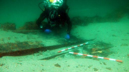 Ribadeo será un dos lugares pioneiros da arqueoloxía subacuática galega