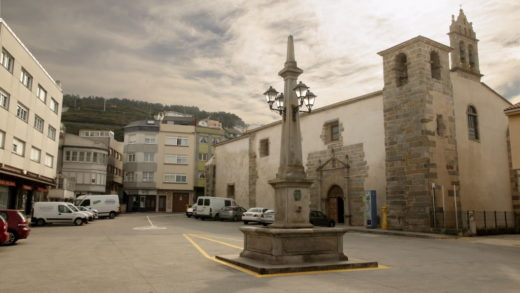 A rehabilitación de Santa María de Caión a piques de rematarse