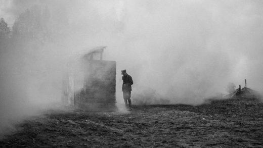 Transcriben o diario dun soldado de Corcubión que combateu no exército nazi