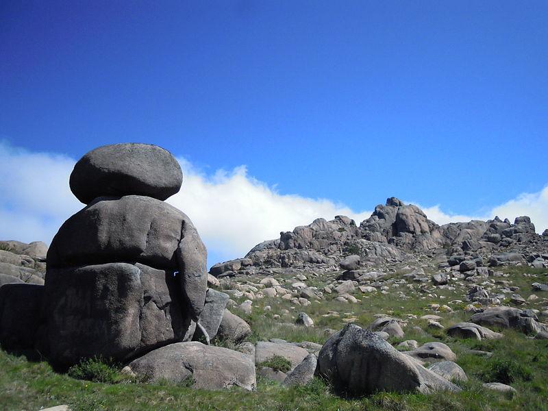 O Guerreiro do Monte Pindo / wikipedia