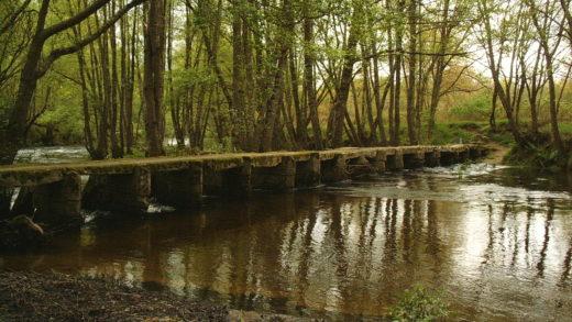 A enchente do río Arnoia leva por diante un dos grandes tesouros etnográficos de Allariz