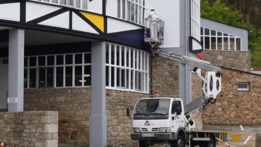 """A dirección de Sargadelos chama """"banda"""" a Mariña Patrimonio por denunciar obras ilegais nun BIC"""