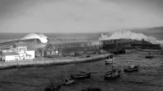 Como e cales foron os principais naufraxios de Malpica