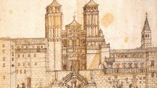 A Catedral de Santiago redescubre as súas escaleiras renacentistas