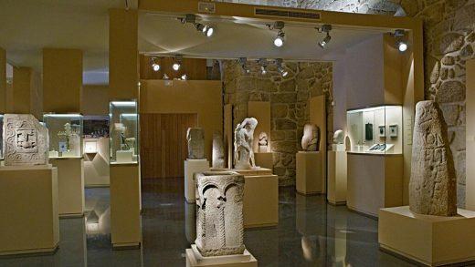 13 millóns de euros para cambiarlle a faciana ao Museo Arqueolóxico de Ourense tras 17 anos de espera