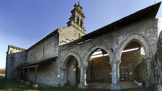 Visita virtualmente a igrexa de Vilar de Donas, unha das grandes xoias de Galicia