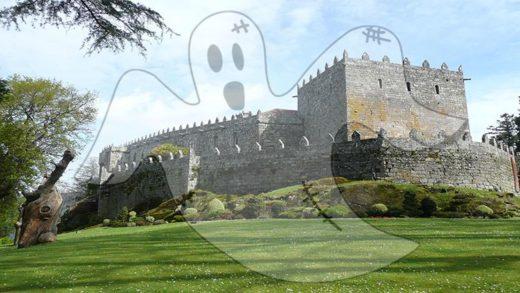Unha pantasma redescuberta no Castelo de Soutomaior, novo reclamo turístico