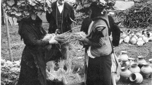 Lembrades o que supuñan as zocas en Galicia?